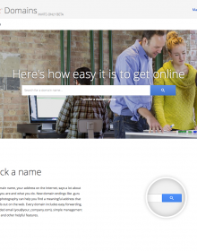 Google wants to sell domain names